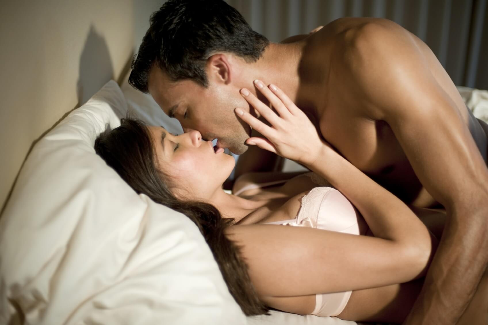 couple in bedroom viagra