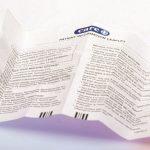 medication information leaflets