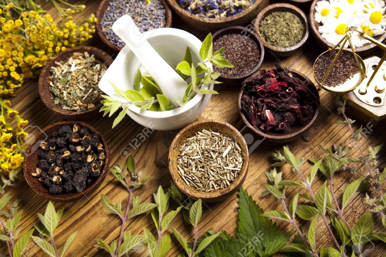 Herbal Remedies with antidepressants